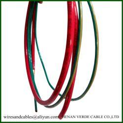 Venta caliente América del Sur UL Ce Cable Thhn Thwn Recubierto de nylon