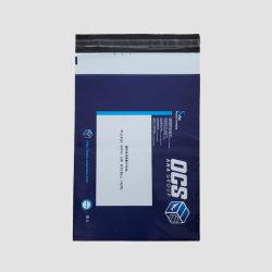 생분해성 가방 사용자 지정 크기 PLA 메일링 백 색상 로고 Poly 의복 플라스틱용 콤포시 옥수수 전분 포장 배송 봉투 익스프레스 백