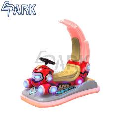 Parque Infantil exterior Kids Ride leitor duplo-Choques Homem Máquina Pára-choques a Bateria do Carro carro para venda