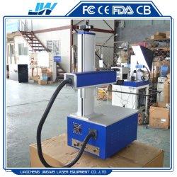 Prix des machines de marquage laser à fibre pour cuvette de roulement/plastique/métal/ID/PPR tuyau en PVC/Outils de fluide réfrigérant