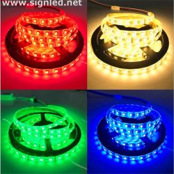 5050의 LED 빛 DC12V는 LED 다이오드를 방수 처리한다
