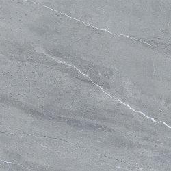 Un disegno molte facce Tile grigio del pavimento di cemento dello stampo