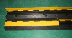 رماف واقي الكابل المطاطي ثنائي القناة/3 قنوات/4CH/5CH، مدافع الكابل المطاطي المتقاطع