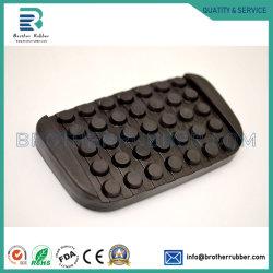 Ts16949 EPDM personnalisé, SBR, NR, NBR Embrayage automatique de la pédale de frein de tampon en caoutchouc antidérapant