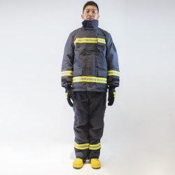 황무지 소방수 기어, 생산고 화재 & 안전