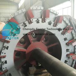 軸ハイドロタービン車輪の軸流れの蒸気タービンの発電機