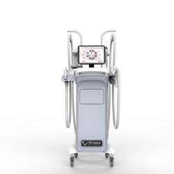 El equipo de belleza RF vacío +Roller ++ Láser infrarrojo, elevación de la cara de apriete de la piel de la máquina para la venta Velashape