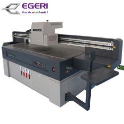 Egeri 세륨 고품질 고속 UV 인쇄 기계 벨트 전화 상자 세라믹 평상형 트레일러 인쇄 기계 PVC/PP/PE/PMMA/Metal UV 잉크젯 프린터 E 2030 6개 피트 * 9개 피트