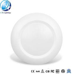 Zurückhaltung vertiefte runde 15W LED Deckenleuchte des Oberflächenmontierungs-Platte-Licht-beleuchten unten