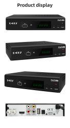 Tuner van TV van de Doos van het Ontwerp DVB van de Dongle WiFi van China de snel Verschepende Nieuwe S2