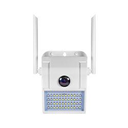 Ampio angolo di visualizzazione del proiettore con rilevamento del movimento audio a due vie Videocamera IP wireless