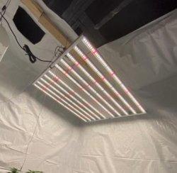 يزرع مصباح Gavita PRO Spider بقوة 720 واط طراز LED البستنة الأنوابةالأنوابةالخفيفة زراعة تركيبة الإضاءة للأيروبوت النباتات الداخلية الزراعة الرأسية
