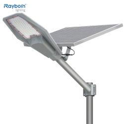 Alta qualità 60 W 80 W 100 W 150 W 200 W 300 W 400 W Solar Luce LED per strada luce solare a LED per esterni per aree pubbliche Proiettore illuminazione da giardino