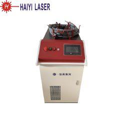 Soldadura a laser portátil de alta velocidade 1000W soldagem de ligas de alumínio