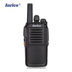 Inrico T526 워키토키 GPS 4G Lte 소형 휴대용 양용 라디오