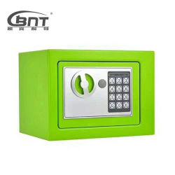 Hôtel pas cher et durables de gros coffre Boîte en métal populaires de la sécurité au bureau Box