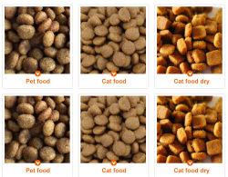 Soem-Nahrung- für Haustierewissenschafts-Formel-natürliche Diät-proteinreiche Katze-trockene Heftklammer-Nahrung