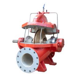 Aufgeteilte Gehäuse-Feuer-Pumpe für Feuerbekämpfung-System
