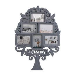 가정 장식을 위한 맞춤형 사출 플라스틱 제품군 사진 프레임