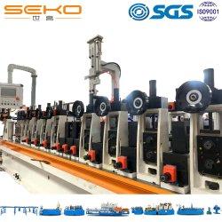 Industrial de precisão de aço inoxidável a produção de tubo tubo linha fazendo a máquina