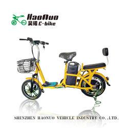 2020 판매를 위한 페달을%s 가진 물 증거 케이블 16inch 48V 350watt 전기 자전거