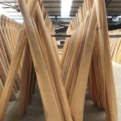 Tranciato in legno di betulla giallo grado D/e laminato su compensato