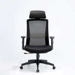 Modernes Hauptmöbel-Laptop-justierbares stehendes Schreibtisch-Gewebe-Massage-Spiel-Plastikbüro-Ineinander greifen-Stuhl