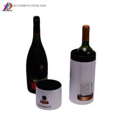 Kundenspezifischer Pappzylinder-verpackenkasten für das Wein-Verpacken