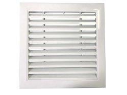 Fixe / / à charnières amovibles pour d'aération HVAC Air de retour