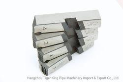 Tipo de material Hongli Ridgid HS enhebrar la máquina Nominal muere con el tamaño del tubo de 1/2-pulgada a 4 pulgadas para Cabezales/precio de fábrica Universal