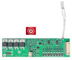 Protecção da bateria do módulo do circuito 8s 15A para a Bateria de Iões de Lítio