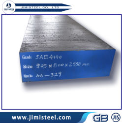 هيكل القضيب المستدير للسطح المدلفن الساخن AISI 4140 الفولاذ
