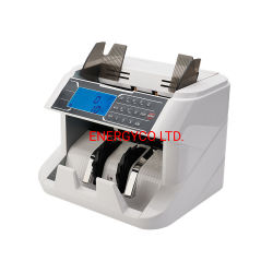 Moeda EUR USD Supermercado Detector máquina multibanco