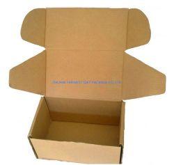 Kleines Papierverschiffen-Kasten-Senden kastenähnlich für Speicherverpackenprodukt-China Zhuhai direkt Soem-gute Qualität im Fabrik-Preis