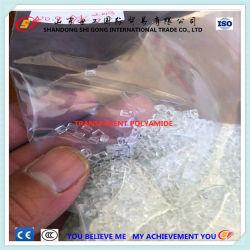 Hoting verkoopt! De goede Maagdelijke Transparante PA12 Korrels van Prestaties/Polyamide 12 Hars voor Mechanische Apparatuur