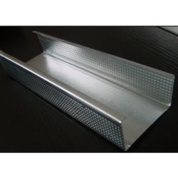 Trockenbau Stahlbolzen und Track Gipskarton Trockenbau Metallbolzen und Verfolgen