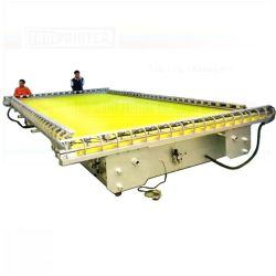 Type de table de machine Strecher Re-Mesh pour la ronde filtre en acier inoxydable/ test tamis à mailles/ les cribles vibrants