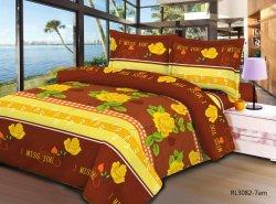 Het goedkope Meubilair Geborstelde Product Sourcerwanda van het Huis van de Stof van de Polyester van de Stof Textiel Vernieuwbare