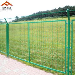 Hot Dipped Pre-Galvanized Steel Iron 철사 Fence, Chainlink Wire Fence, Wire Welded Mesh Fence의 공장 Wholesale