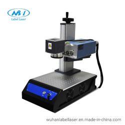 Rótulo Desktop laser 355nm UV portátil máquina de marcação a laser 3W laser UV Gravador