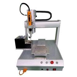 China de productos electrónicos de fijación de tornillo fabricante de máquinas de destornillador automático Robot