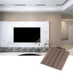 Hot Sale de haut grade Utilisation intérieure et extérieure porte de l'Extrusion WPC Co Panneau mural