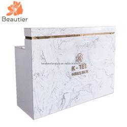 Rd011 personalizado luxuoso salão em mármore Recepção