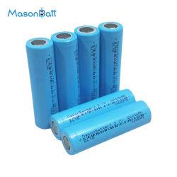 Cella di batteria ricaricabile della E-Bici della batteria di litio di migliore 18650 del Li dello ione della batteria 3.7V 2500mAh 2600mAh 3c tasso di scarico per OEM/ODM