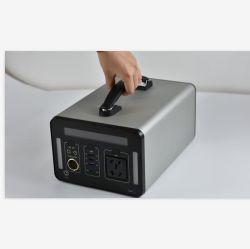 AC 220V 500W 1000W de sortie de station d'alimentation Portable Batterie au lithium 5 V de sauvegarde de la Banque d'alimentation 12V