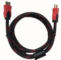 1080P/1.4V/2.0V nylon Gevlechte Kabel HDMI