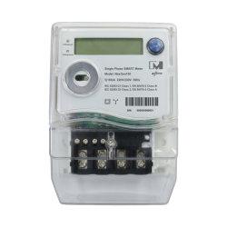 Power sector IP54 LCD LED-lampen/Cosem Basic elektrische meter Smart Elektriciteitsmeter