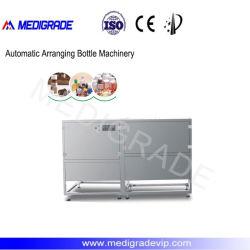 De grote Fles die van de Stroop van de Fles van het Glas van de Capaciteit Automatische Machine schikt