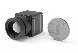 Leichte und flexible LWIR 640X512@12μm Vox Ungekühlte Infrarot-Wärmebildkamera, Überwachungskamera, Überwachungskamera für Thermografie-Inspektion