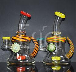 Esigo narguile tabaco Mini DAB Cristal plataforma petrolífera de fumar pipa de agua